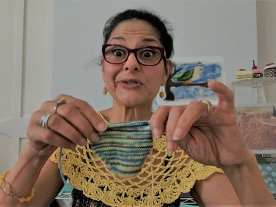 Mind and Muse crochet and other crafts: Episode 6 Me Made Things