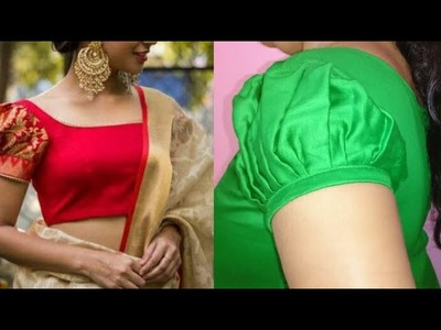 New puff sleeves easy making| how to make puff sleeves easy step by step tutorial