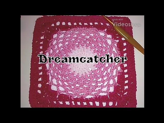 Dreamcatcher Square June Youtube Bonus 2018 Granny Square Cal