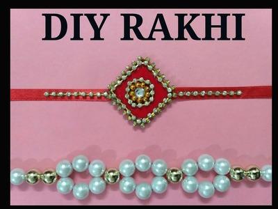 Easy DIY Rakhi
