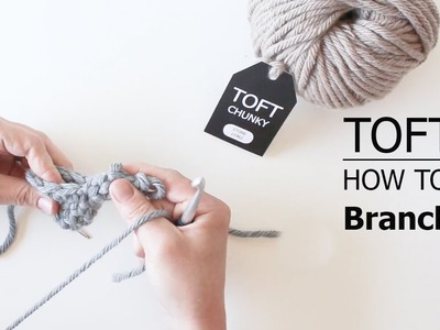 How to: Branch (for antlers, etc) | TOFT Crochet Lesson