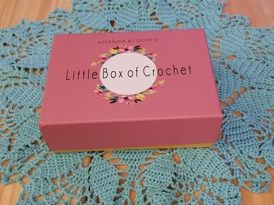 Little Box of Crochet - July 2108