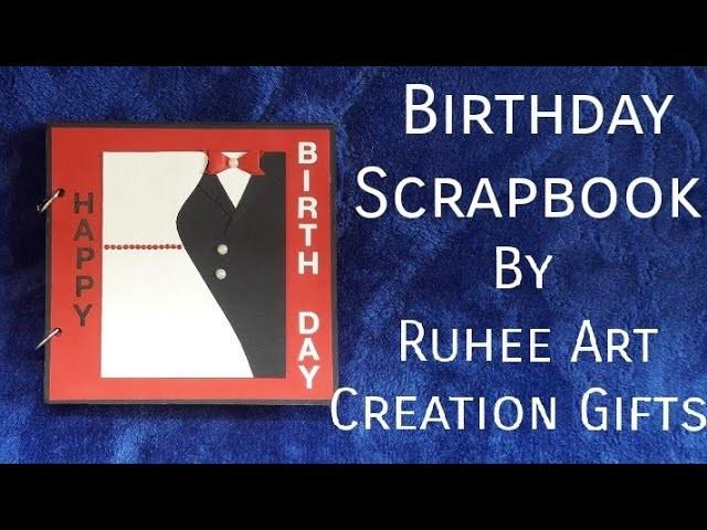Birthday Scrapbook Scrapbook Ideas Scrapbook For Birthday