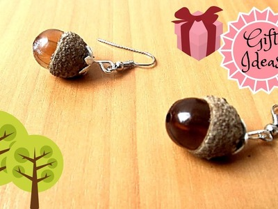 DIY Gift Ideas for Plant Lovers | Birthday Gifts | Nature Crafts with Pine Cones Twigs & Acorns