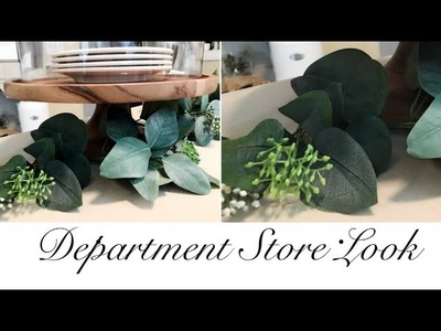 How to Achieve That Department Store Look in Your Home    Entertaining    Home Decor Ideas