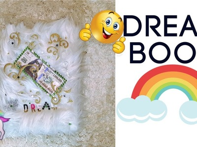How To Create A Dream Book ????????Vision Board to manifest what you want