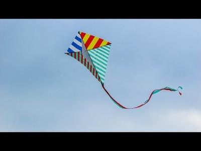 How to make simple kite