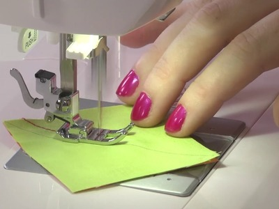 How to Use a Quarter Inch Foot for Perfect Seam Allowances