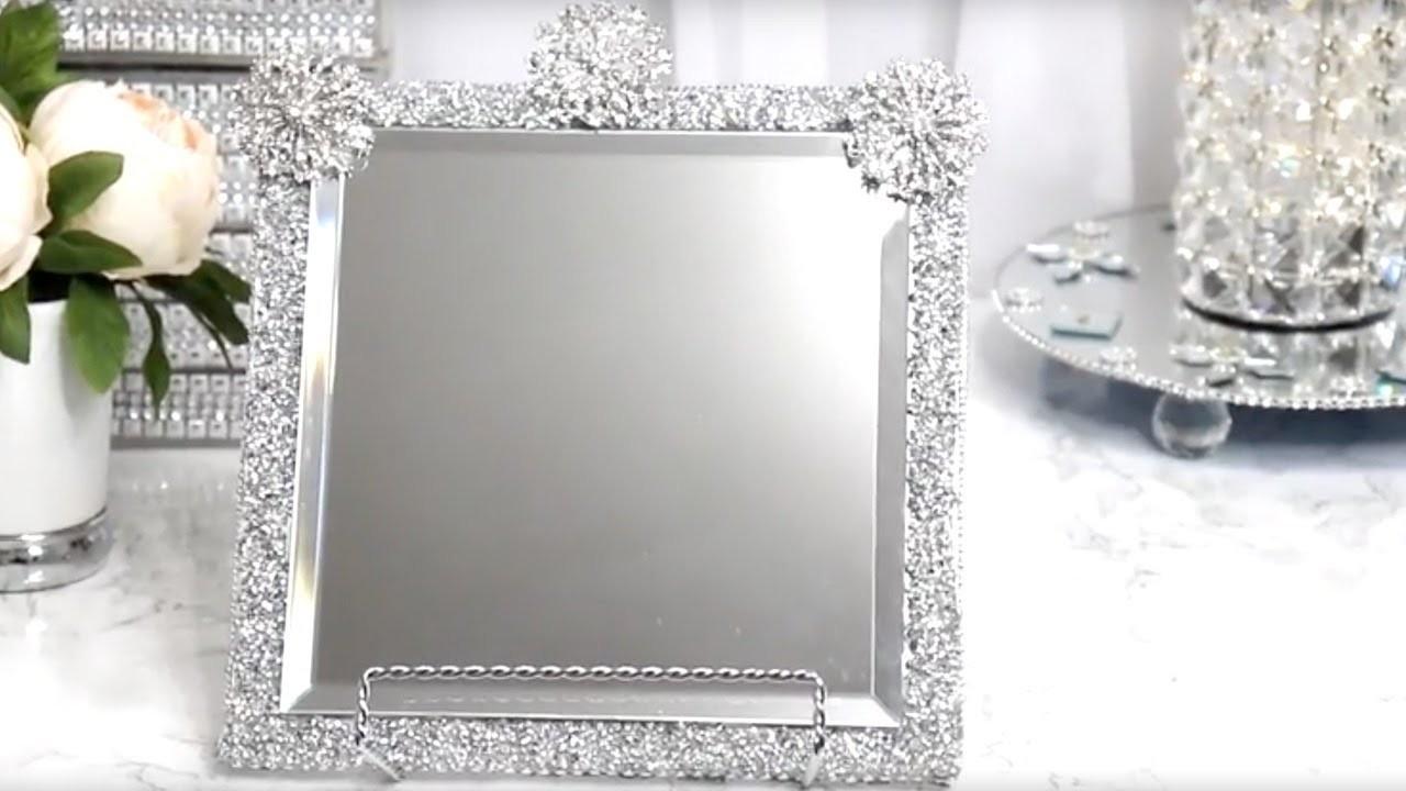Makeup It Yourself  Princess Vanity Mirror * Super Easy DIY ???? ✨