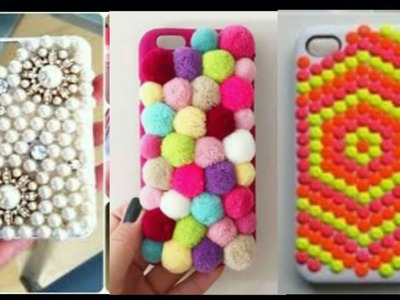 Mobile cover decoration ideas | How to decorate mobile cover | how to make mobile cover | | HMA##119