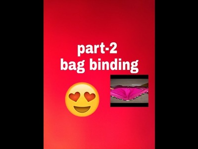 Part-2 .how to make new design beads bag binding made by Arpita Creation ????????????????????????????????????