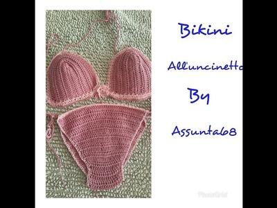 Bikini all'uncinetto parte 2