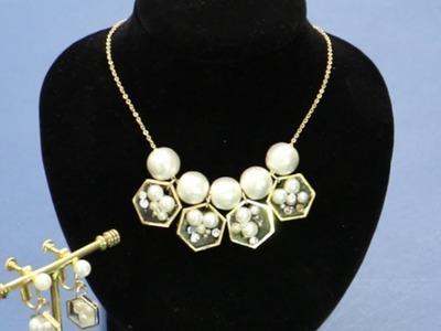 DIY  Gorgeous Pearl Accessory Set*ちょっとしたpartyにも♡ゴージャスな「パールアクセ」で華やかさをプラス