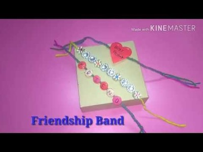Easy Friendship Band Idea for kids | Handmade Friendship band | Creaitve Star