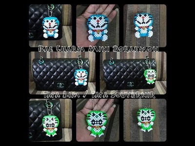 How to Bead Doraemon Type 01(Blue). Beading Tutorial Part 2.2