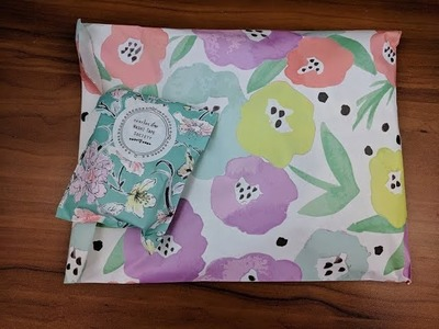 The Planner Society July 2018 Unboxing and making something!
