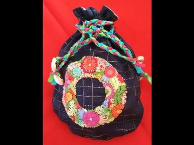 152-My new creation, Multipurpose pouch (Hindi.Urdu)