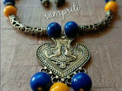Collections (handmade jewellery)from my Boutique.  Sampriti.