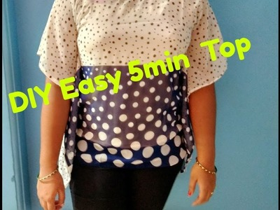 CONVERT OLD DUPATTA INTO A TOP IN 5 MIN.EASY DIY 5 MIN TOP. S.A.GALLERY