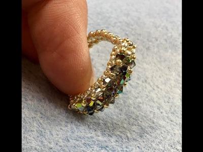 CRAW Sparkle Ring Tutorial