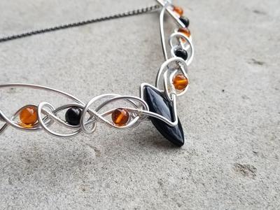 Elf Helix Necklace