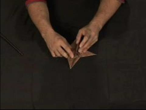 How to Make an Origami Eagle : Making Wing of Origami Eagle