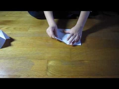 How to make an origami game