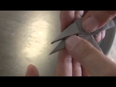 How to make an origami humpback whale EASY part 2