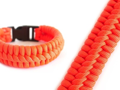 How to Make the Morning Sun Bar Paracord Bracelet   Design by _cetus_550