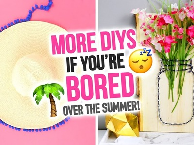 MORE DIYs to Do When You're Bored Over the Summer! - HGTV Handmade