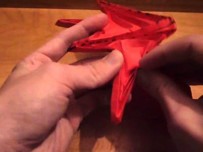 Origami Octopus Tutorial Part 2 of 2