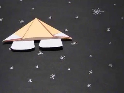 Paperworld: the story of origami fish (origami stop motion animation)