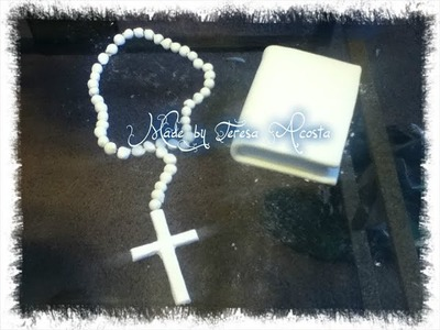 ROSARY. How to make a Rosary short version