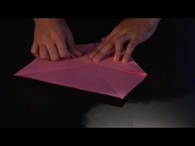 Simple Origami Patterns : How to Make a Pig Base