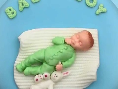 Baby Boy Mould for Cake Decorating and Crafts