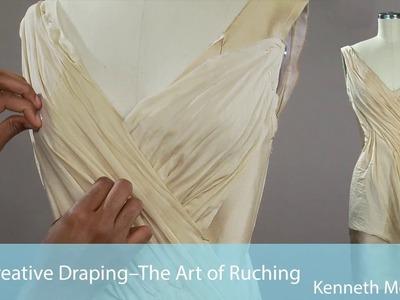 Creative Draping - The Art Of Ruching