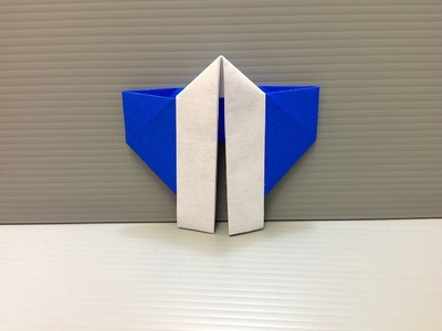 Daily Origami: 084 - Happi
