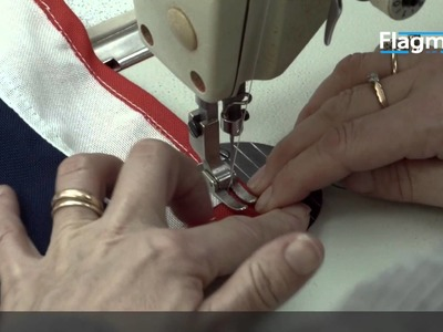 How Flagmakers manufacture a Union Jack flag from scratch