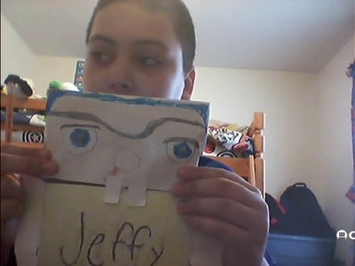 How to make a jeffy puppet part 1