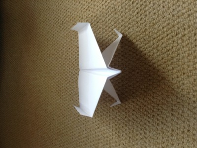 How to make the ultimate X-Wing paper plane!