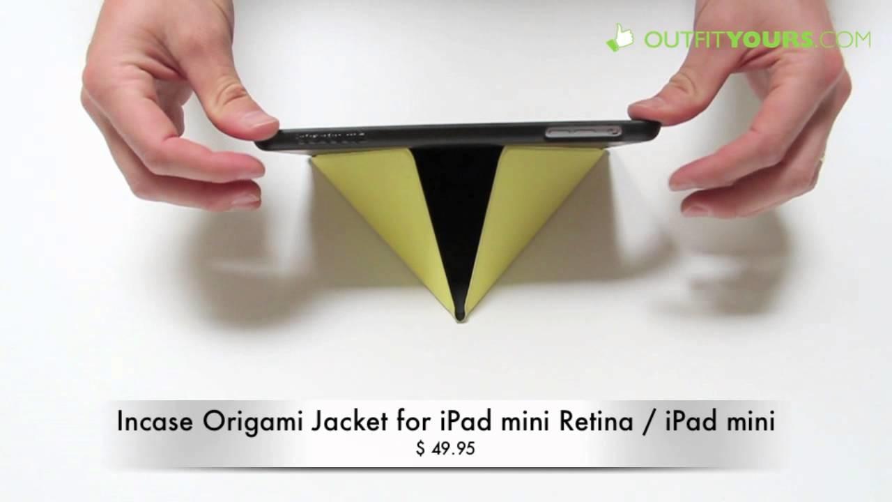 Incase Origami Jacket for iPad mini 3. iPad mini 2 Review