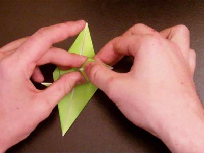 Make Origami Magic Rose Box Origami Magic Rose Box How To Make