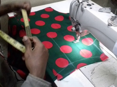 গোল জামা সেলাই,How to stitching gold geama,nokshe tailash