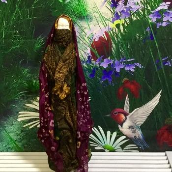 Wire Armature Figurine dressed in a beautiful robe