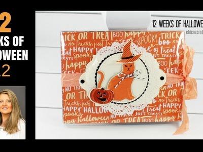 12 Weeks of Halloween 2017 Week 12