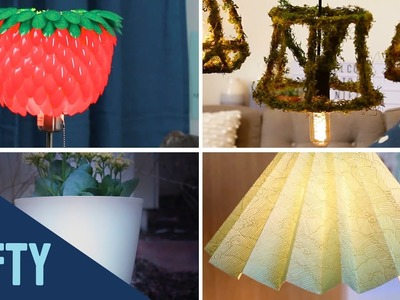 6 Unique Lamps To Brighten Up Your Home