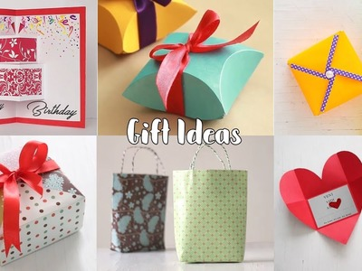 Birthday Gift Ideas | Easy and Cheap | DIY Birthday Presents