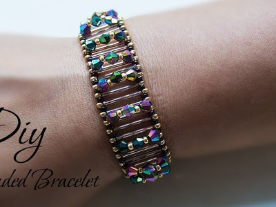 Bracelet ! DIY Beaded Bracelet ! Friendship bracelets