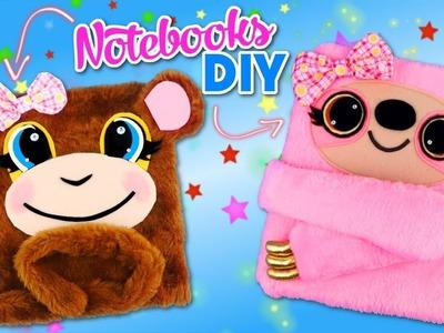 DIY School Supplies! Easy DIY Notebooks | Crafts for Back to school!