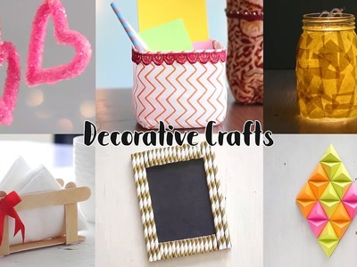 Home Decorative Craft Ideas | Unbelievably Helpful DIY
